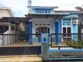 Rumah tinggal + Perabot (sedang disewa oleh BNI, hingga 6 Maret 2020)