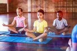 Meditation  classes  : Every Saturday  and Sunday
