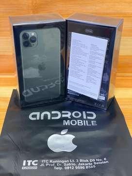 Ibox 1 Thn Iphone 11 Pro Max 64GB ,Harga dibawah ibox pasti