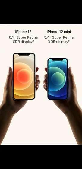 Iphone 12 mini 64GB Garansi Ibox