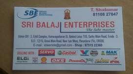 Need shop executive at sathy road.