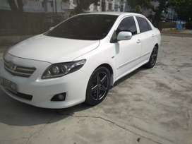 Toyota altis 2008 G limited