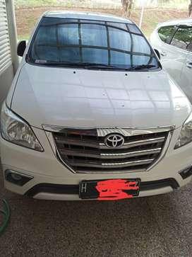 Inova diesel 2014 matic