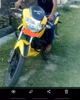 Bike puri ok ha conditions saaf ha army used