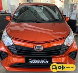 [Mobil Baru] New Sigra DP 14jtan Termurah