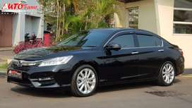 Honda All New Accord VTI-L ES NIK 2017 Pjk Pnjg Fitur Canggih Perfect!