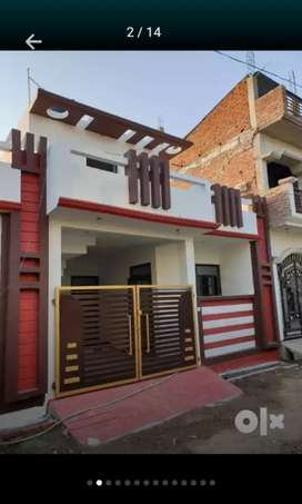 Independent house 2BHK for rent sector 8 Sushma Hospital near High Cou