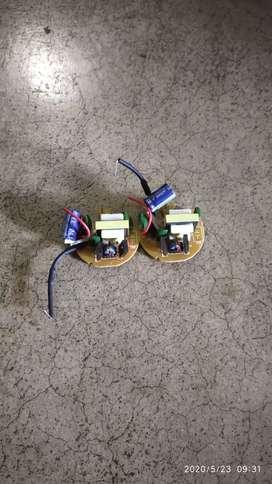 CFL bulbs electronic circuit