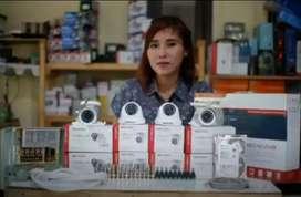 Alat kamera CCTV keamanan pantau HP Sentul Bogor
