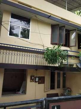 Sreekariyam 2bhk first floor house available