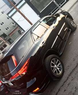 Toyota Fortuner 2017 in immaculate condition Full Options