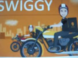 Swiggy is hiring delivery partner with attractive inventive