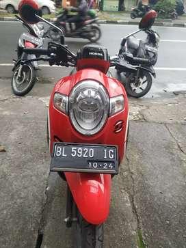 Sepeda motor Honda Scoopy 2019