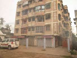 730 sqft 2 BHK flat for sele at thakupukur