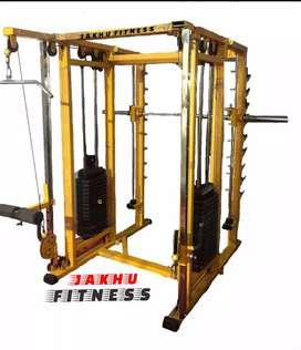 Home gym heavy machine