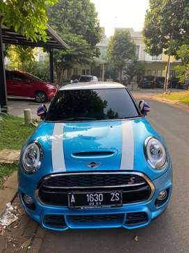 Dijual mini cooper red s 3 door