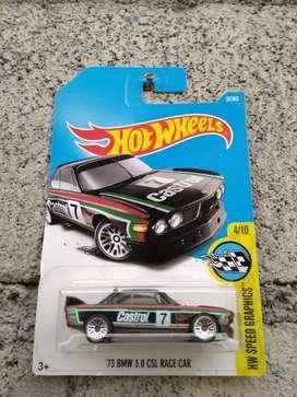 Hotwheels BMW 3.0 CSL Race Car