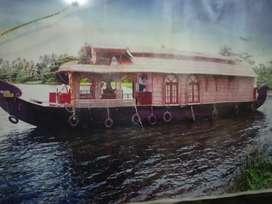 Houseboat luxury 1 bedroom upprdeck