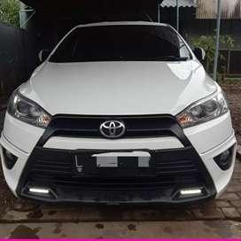 Toyota Yaris S TRD at 2015