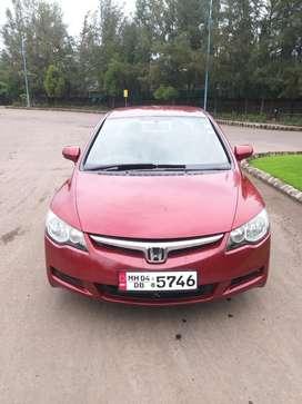 Honda Civic 1.8V MT, 2007, Petrol