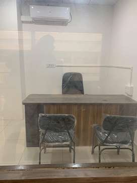 Fully furnished office available for rent S9 Square Sama Savli Road