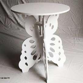 Meja minimalis bagus untuk rumah kantor toko ruko kontrakan kos aparte