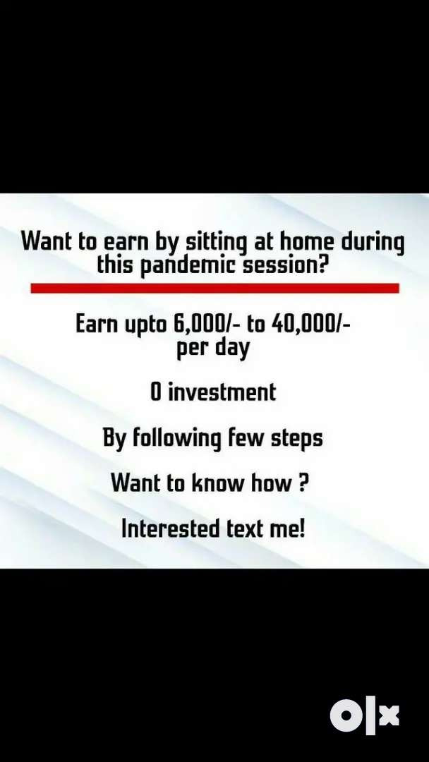 Govtment approved job work from home