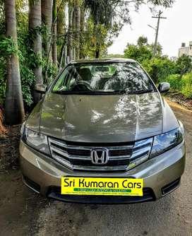 Honda City S, 2014, Petrol