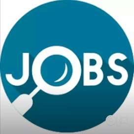 Job in shopping Moll male and female 25 candidate