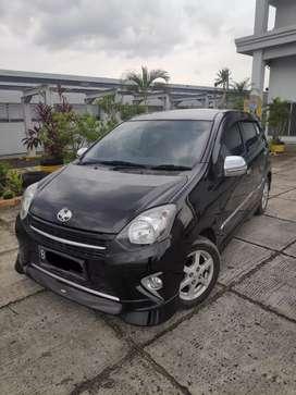 Toyota Agya TRD At 2016 km 18rb pajak 1thn + Free Bbn Jakarta