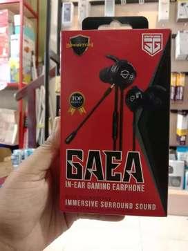 PROMO - HEADSET HEAD SET HF GAMEMING GAEA BY SPARTAN+DOUBLE MIC-OK