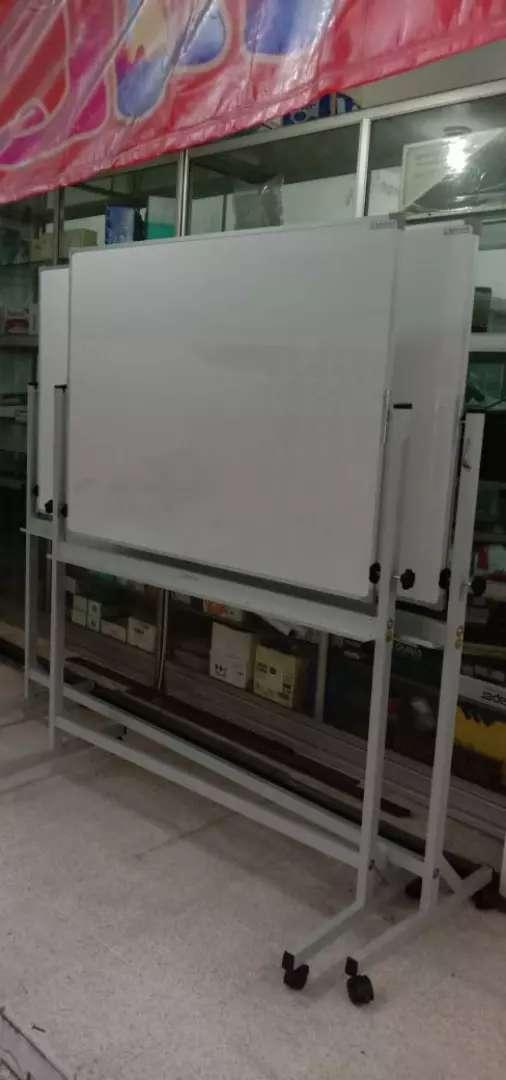 White board baru segala ukuran ready stok 0