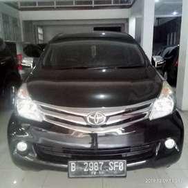Toyota Avanza 1.3 G 2015 Manual Kondisi Istimewa