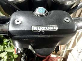 suzuki gs-150 handle bolt metal cover show
