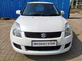 Maruti Suzuki Swift LXi 1.2 BS-IV, 2011, Petrol