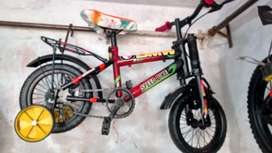 Bicycle for 3 to 5 years kids 12 inch