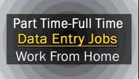 Data Entry Jobs 2021 approved by MCA, Govt of India.