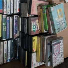 Kaset pita koleksi tape casette