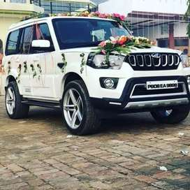 Wedding car for rent only
