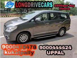 RENT A INNOVA FOR SELF DRIVE BY LONGDRIVECARS