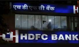 Urgent opening in HDFC BANK