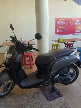honda scoopy 2017 sporty iss remote