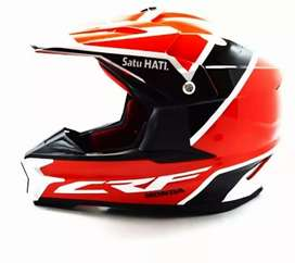Helm Trail Honda CRF