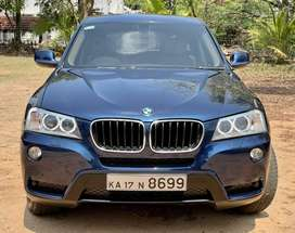 BMW X3 2013 Diesel 22000 Km Driven