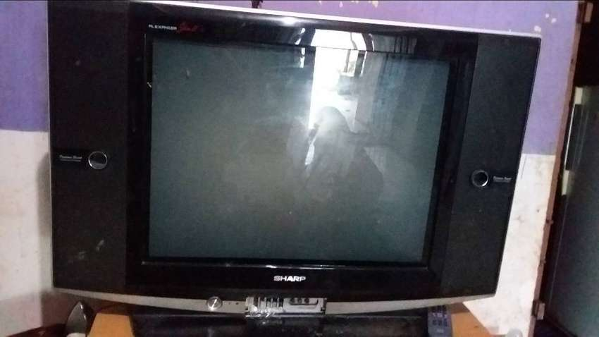 Di jual TV bekas sharp ukuran 29D X S250E tahun 2010 0