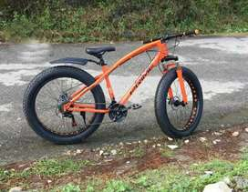 All New Fat Bike With 21 Speed Gears Available in Ahmedabad