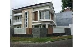 Rumah Baru Minimalis 2 Lantai Araya Malang
