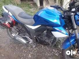 Emergency Sell Suzuki Gixxer 2016