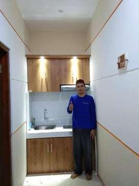 kitchen set minimalis free surve ,ongkir dan pemasangan RY