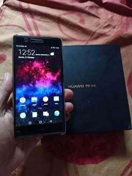 Huawei p9 lite Black mulus